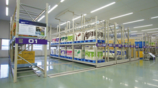 Automated Storage Systems & Material Handling Tools